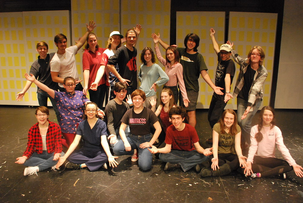 NASHOBA TECH DRAMA STUDENTS                                      TO PRESENT 'ELF, THE MUSICAL'