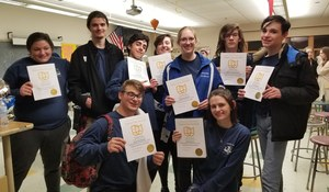 VIKING THEATRE COMPANY EARNS   AWARDS IN REGIONAL FESTIVAL