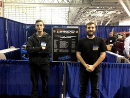 NASHOBA TECH DUO COMPETE IN                                      STATEWIDE AUTO-REPAIR COMPETITION