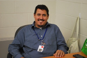 SCIENCE INSTRUCTOR BRYAN BARZAGA IS SEPTEMBER EMPLOYEE OF THE MONTH