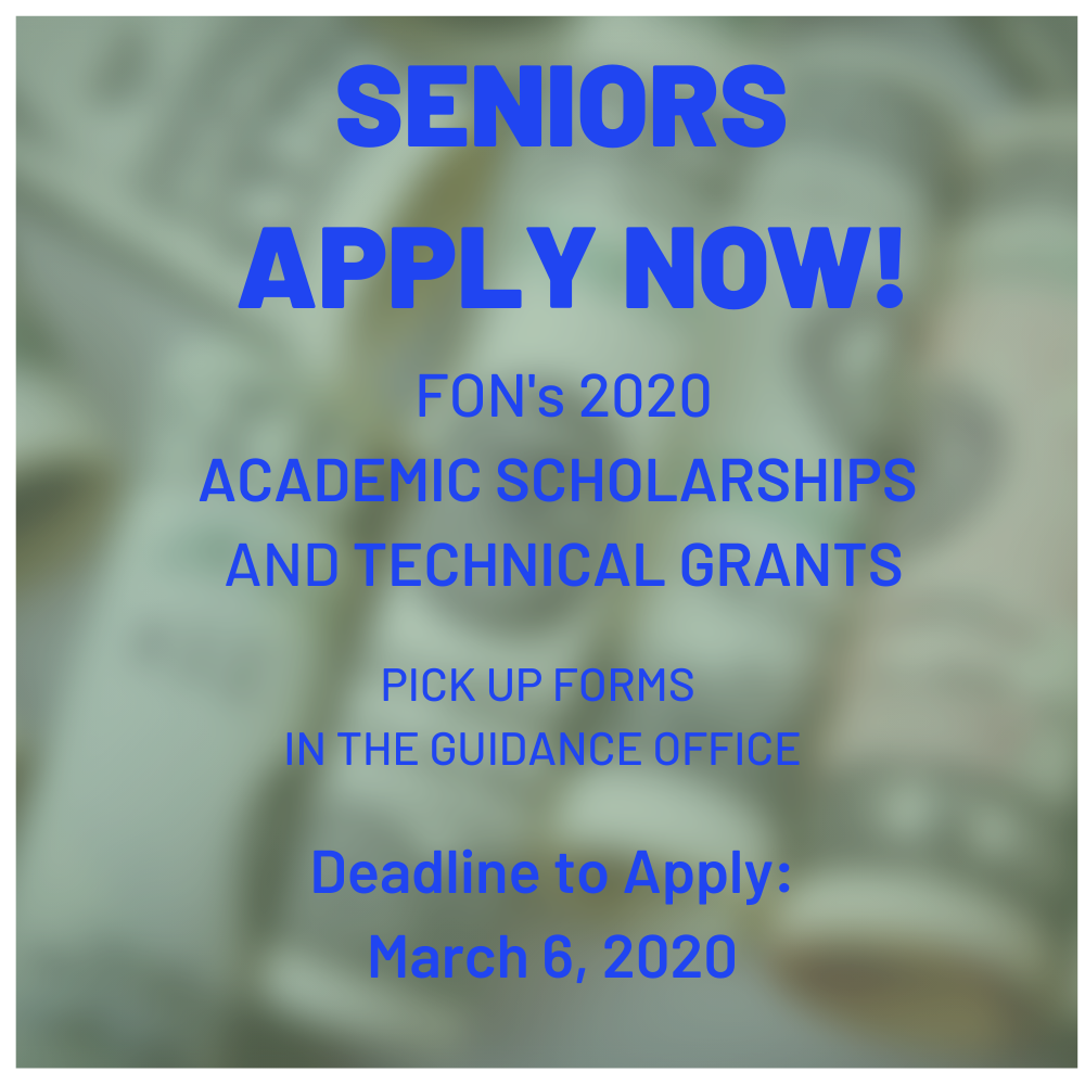 FON Academic Scholarships & Tech Grants