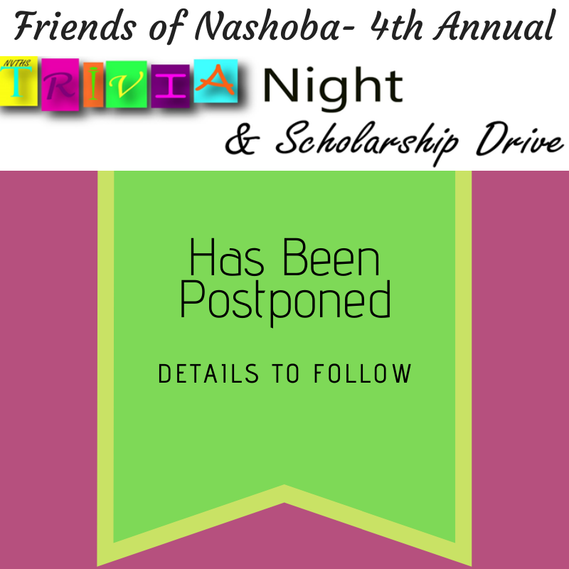 Trivia Night Postponed