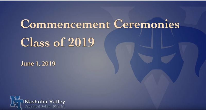 Graduation Ceremony June 1st 2019